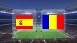 مباشر مشاهدة مباراة اسبانيا و رومانيا بث مباشر 5-9-2019 يوتيوب بدون تقطيع