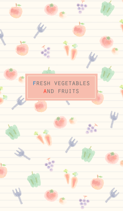 fresh-vegetables and fruits