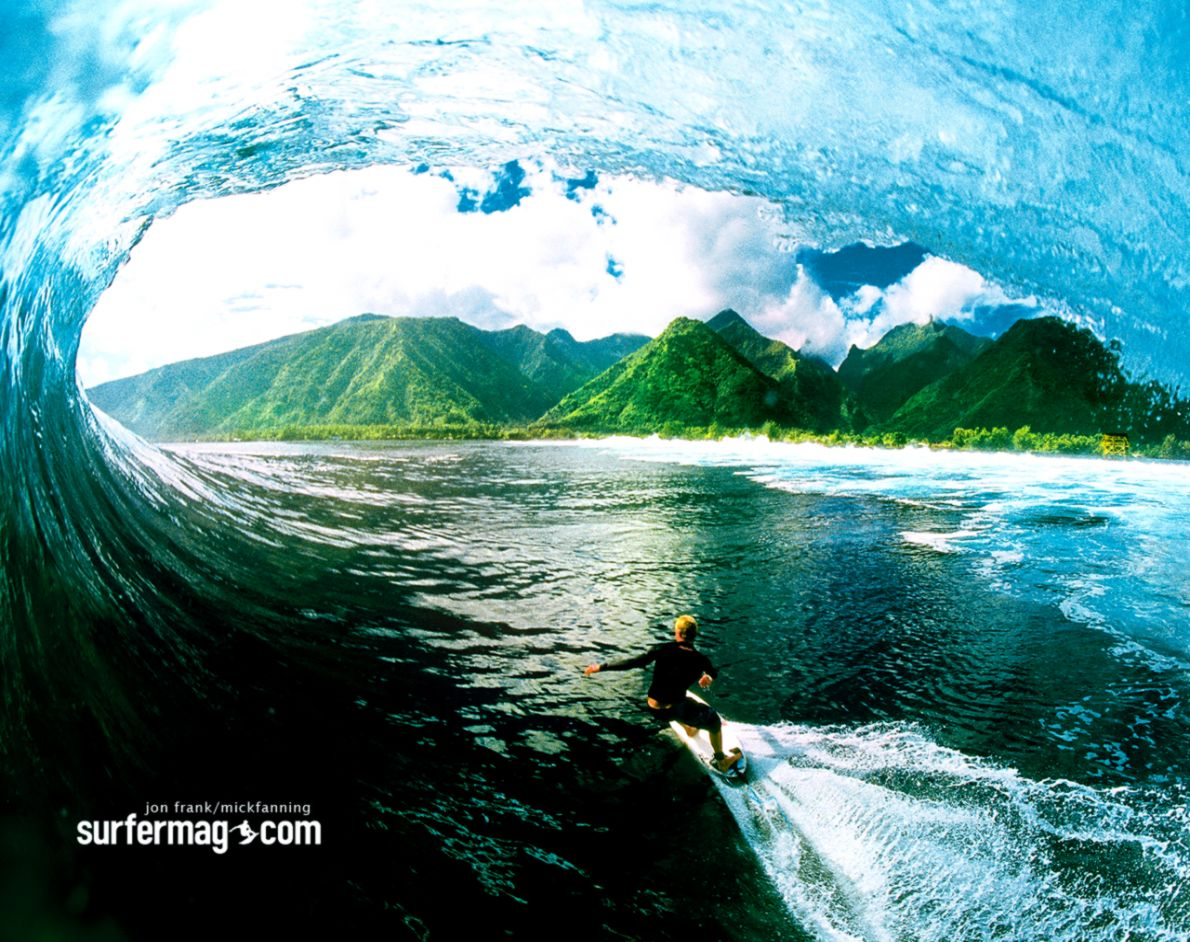 Hawaii Surfing Wave Picture Wallpaper Love Wallpapers