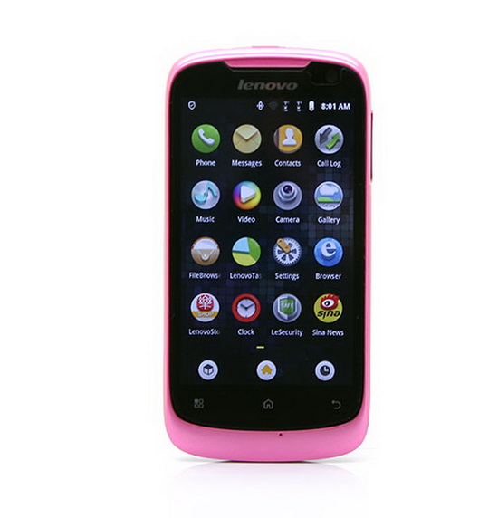 Download Android 2.3.5 stock firmware for Lenovo A520 smartphone from ...