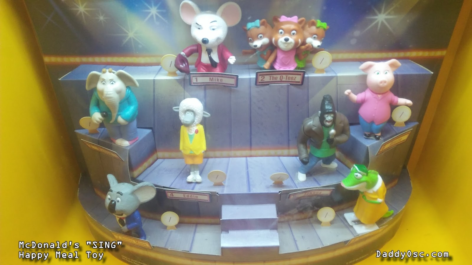 Toys From Mcdonald S Happy Meals : Start the year on a high note with mcdonald s sing happy