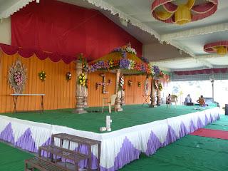 Pulapally Balaiah Yadav function hall A/c  Gardens  Nagaram