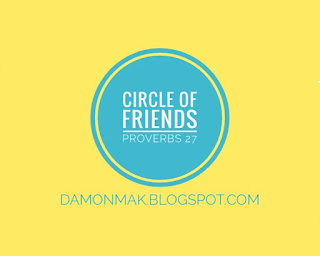 circle of friends proverbs 27