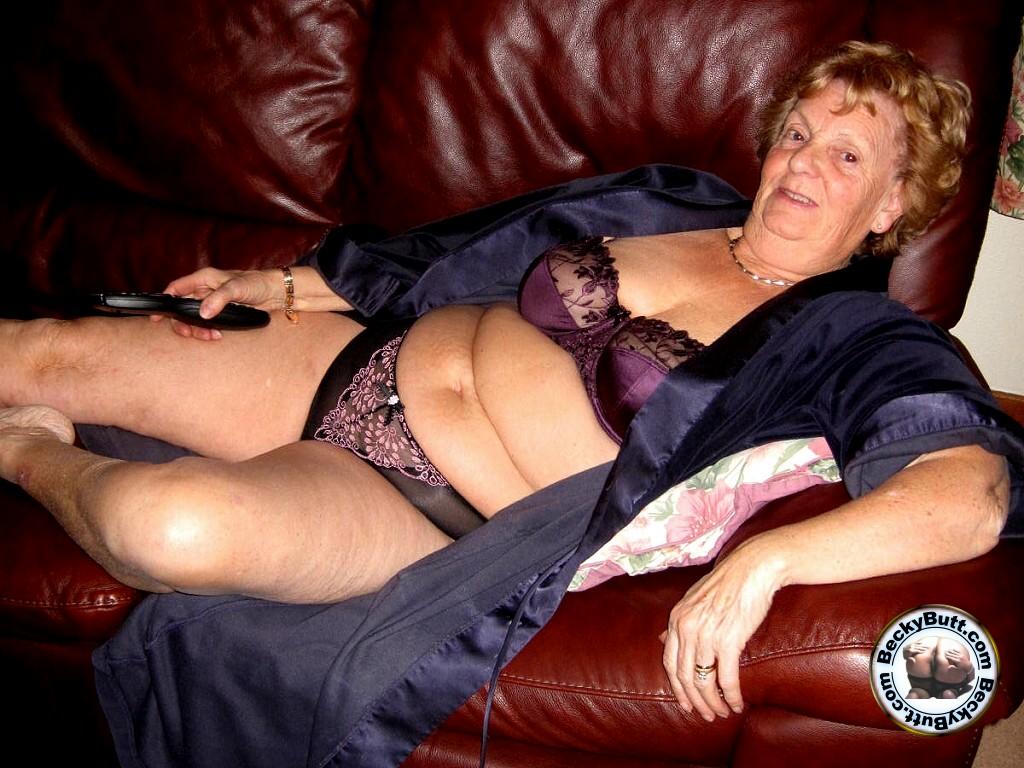 Older Women Curvy