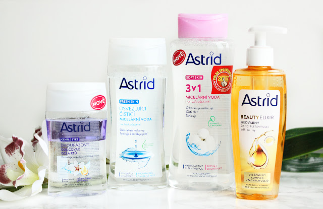 Odličovací Rutina S Astrid