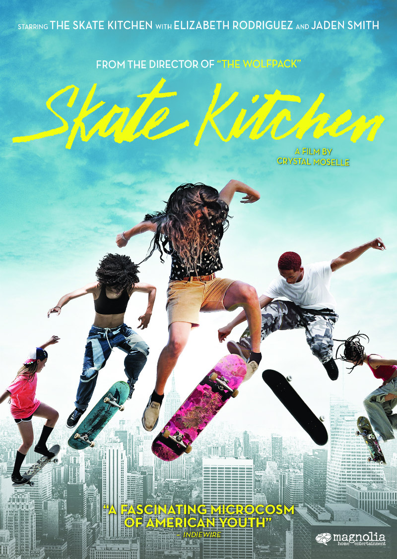skate kitchen poster