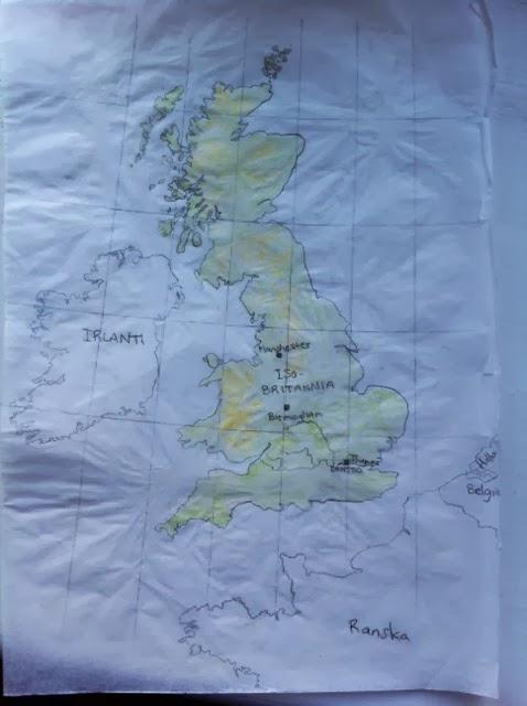 Iso Britannia Ilmasto Ja Kasvillisuus