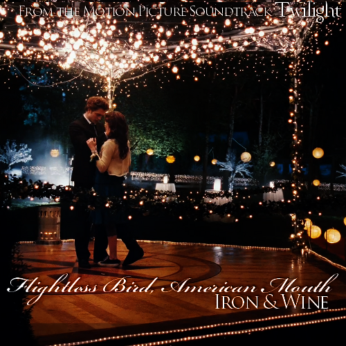 Iron and wine flightless bird american mouth album-9767