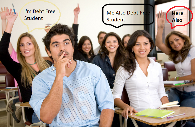 Lessons that being Debt-Free teaches you