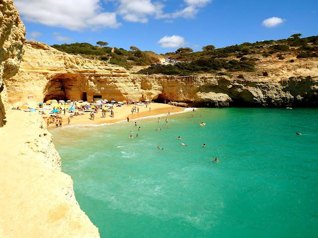 Ruta por el Algarve en coche. Qué ver, dónde dormir y con qué ...