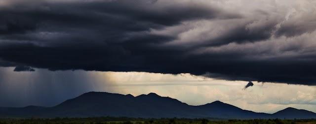 PARA FEVEREIRO: Chove 41,7% da média história em apenas seis dias