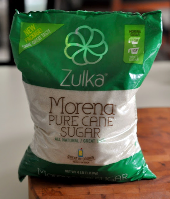 Zulka Morena Pure Cane Sugar | Taste As You Go
