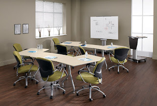 Office Training Room Layout Ideas by OfficeAnything.com