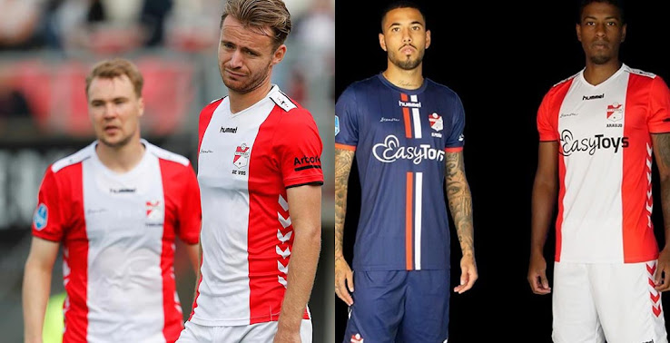 Eredivisie Blocks Fc Emmen Kit Sponsor Club Sells Limited Version With Sex Toy Sponsor Footy Headlines