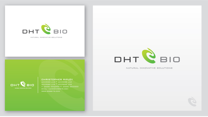 DHT BIO tarjetas de presentacion Pinterest Good business - free letterhead samples