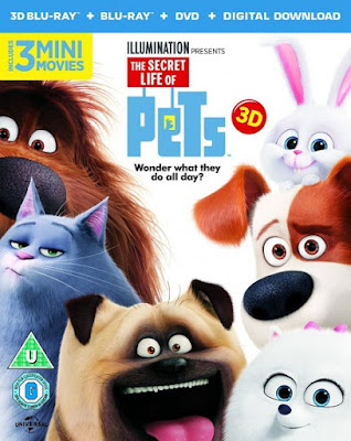 The Secret Life of Pets 2016 720p BRRip Download From Kickass