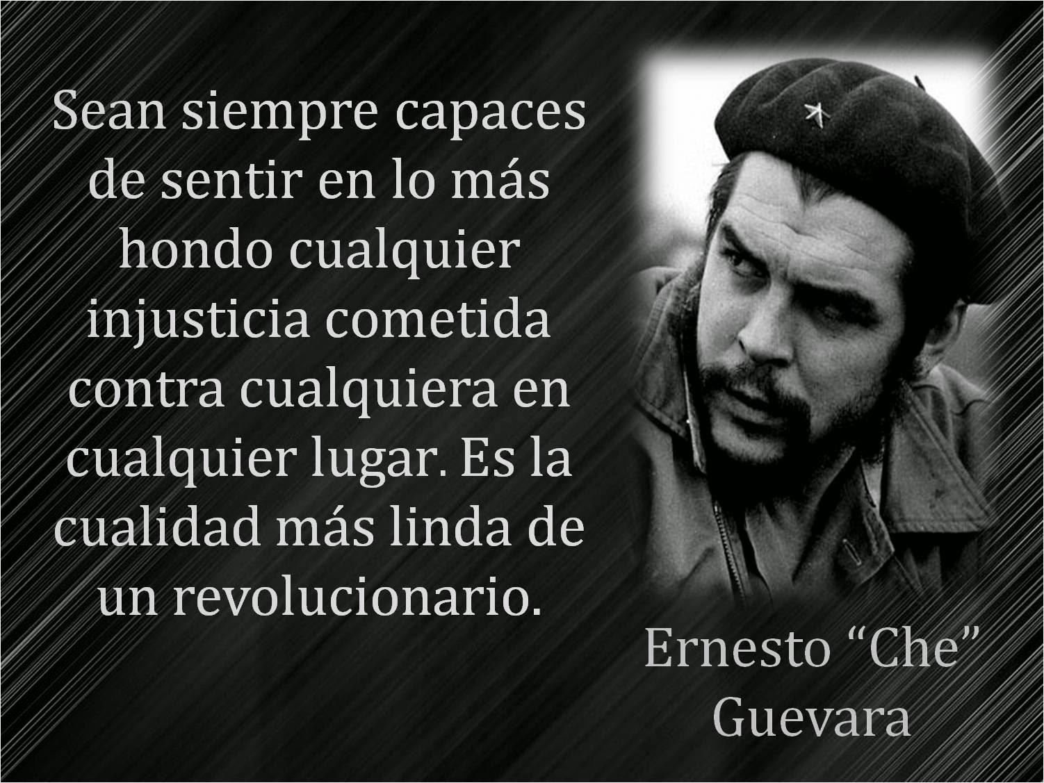 Frasi Di Ernesto Che Guevara
