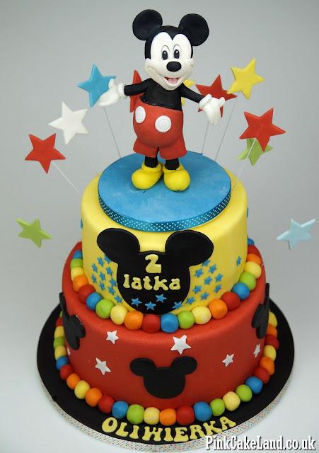 Birthday Cakes in London