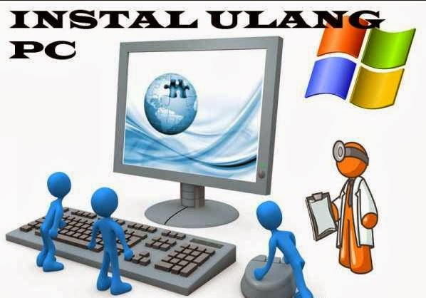 Jasa Instal Dan Service Komputer Panggilan