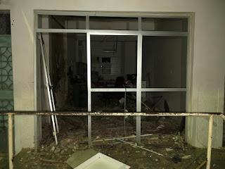 Bandidos explodem agência bancária em Arataca no sul da Bahia