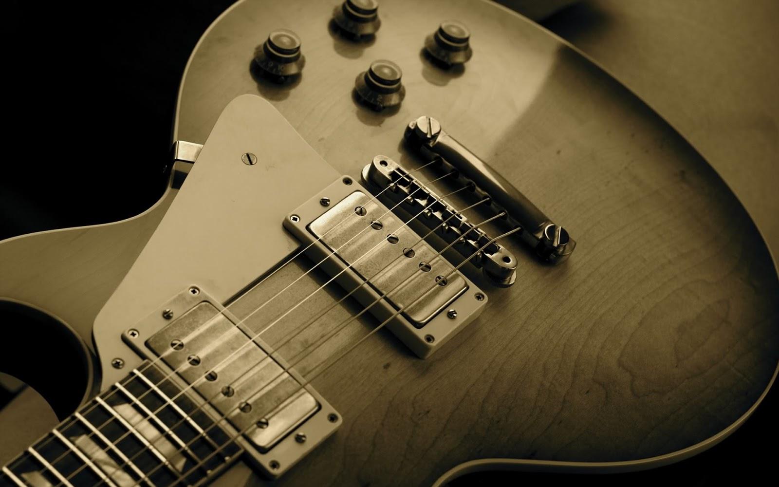 guitar wallpaper widescreen - photo #40