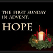 The First Sunday in Advent - 2 December 2018