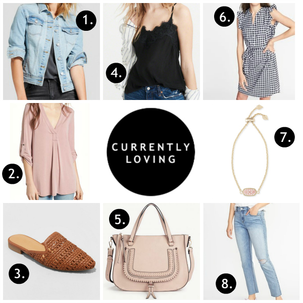 style on a budget, currently loving, north carolina blogger, mom style, spring style