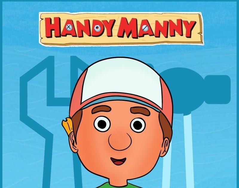 Handy Manny Logo Backgrounds My Blog