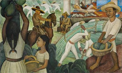 Diego Rivera - Sugar Cane,1931.