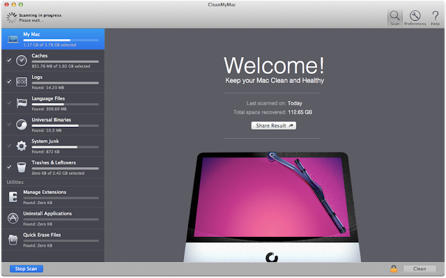 cleanmymac free download for MAC