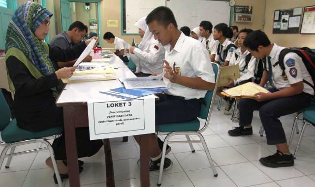 Di Solo Kuota Siswa Luar Kota Untuk Masuk SMAN Sebesar 10%