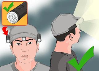 cara hack kamera cctv led laser langkah 4
