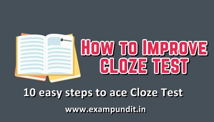 cloze test for ibps po pdf