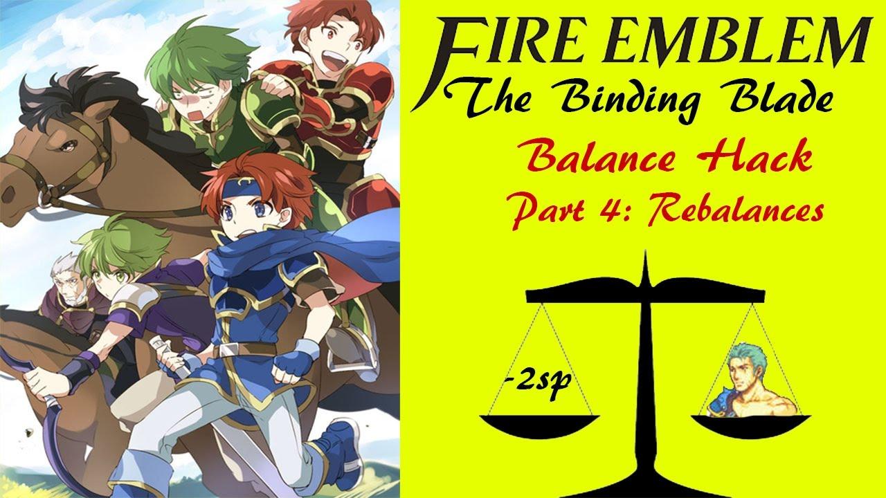 My Fire Emblem Blog: Unit Balance List