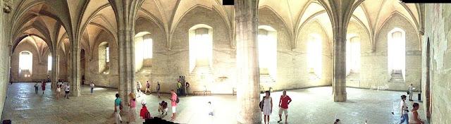 Palacio Papas Avignon Gran Audiencia