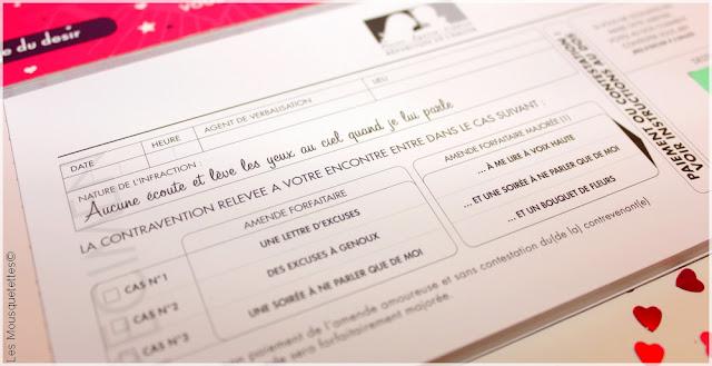 Opération Saint Valentin d'une beauty addict romantique - Passage du désir -  Blog beauté Les Mousquetettes©