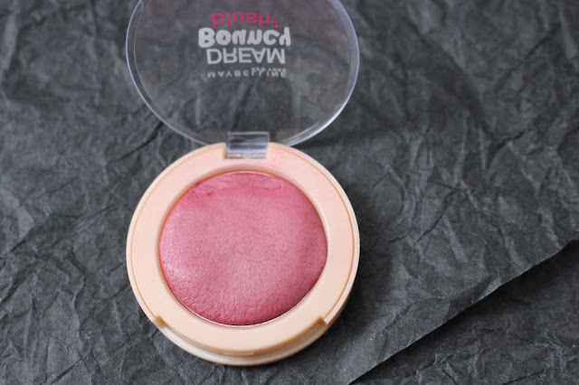 Maybelline Bouncy blush plum wine
