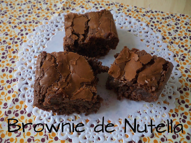 brownie_nutella