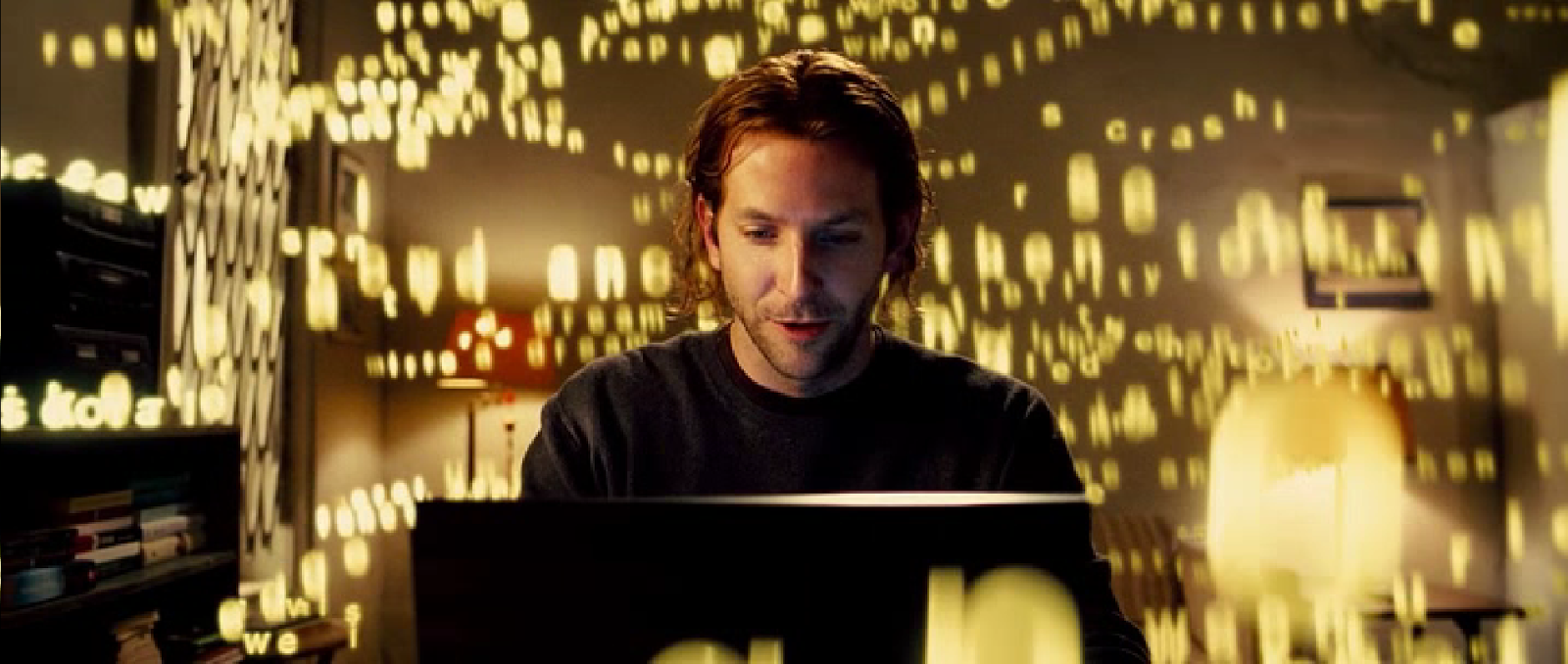 Limitless - Bradley Cooper | A Constantly Racing Mind