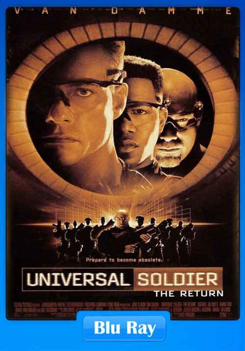 Universal Soldier The Return 1999 Poster