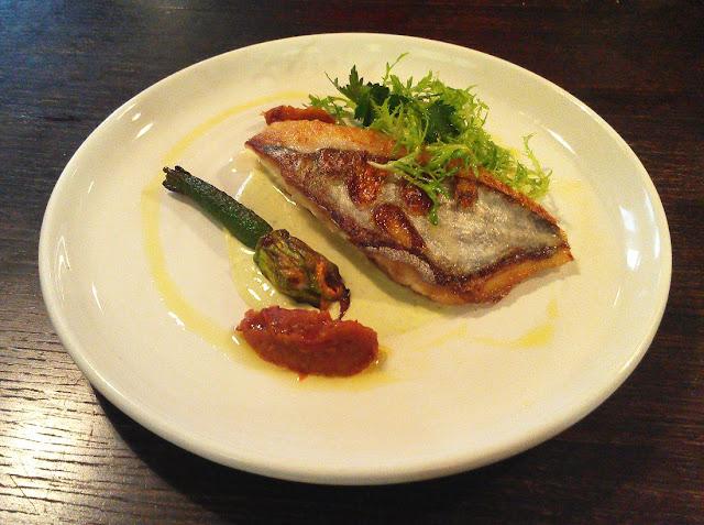 Trattoria Emilia, Melbourne, John Dory, fish