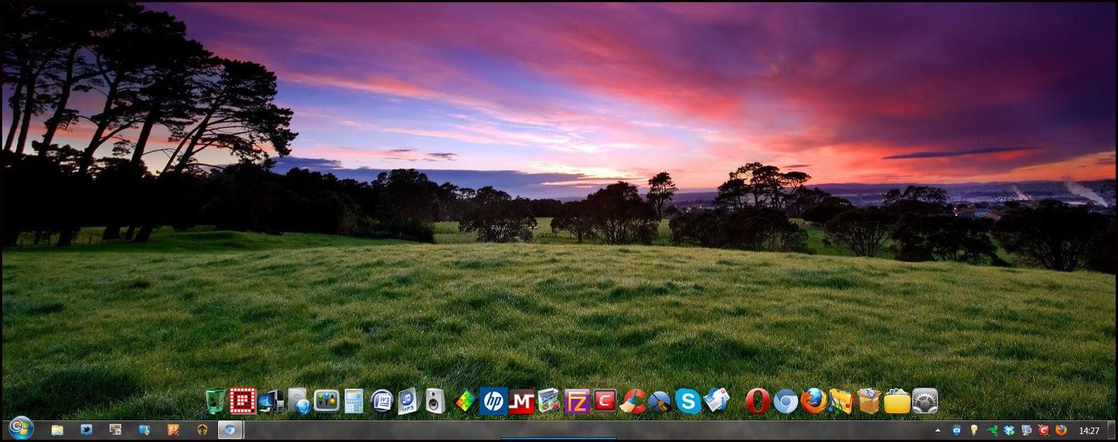 RocketDock, free and safe download. RocketDock latest version: Highly  customizable Mac-style navigation bar for your desktop. ... RocketDock for  Windows...
