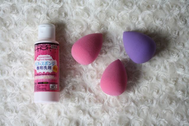 daiso beauty blender cleanser best