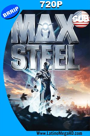 Max Steel (2016) Subtitulada HD 720p ()