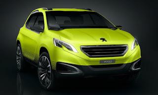 Peugeot 2008 2016 model