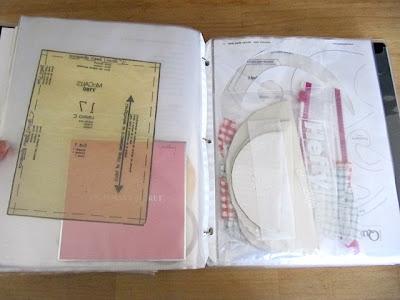 Sew Many Ways Tool Time Tuesday Binder Organization