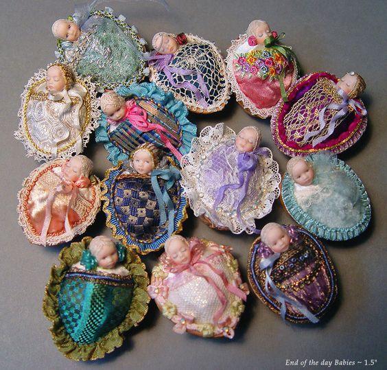 laleczki miniaturki
