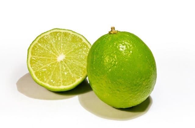 Kandungan vitamin dalam jeruk nipis