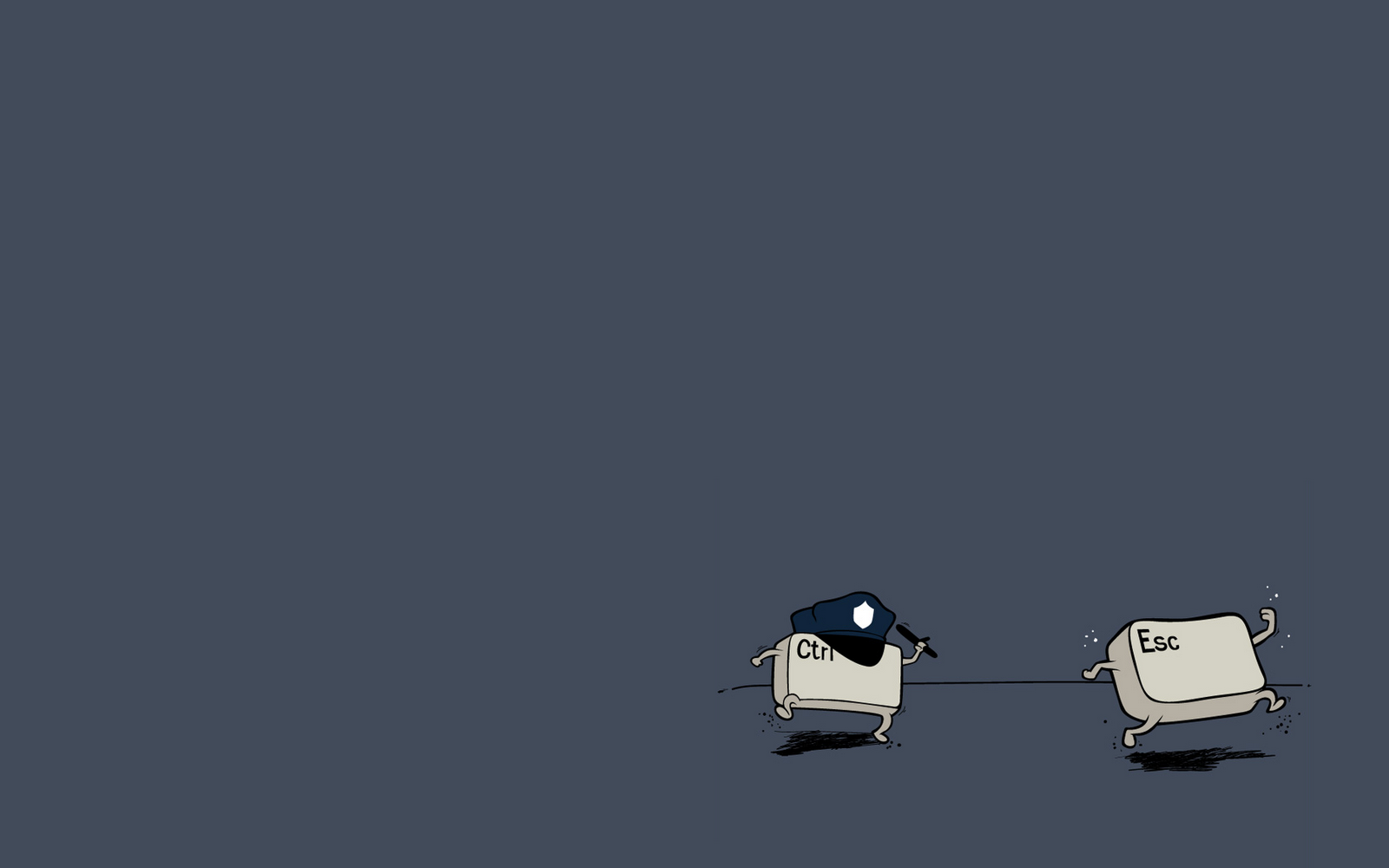 minimalist funny wallpapers wallpaper - photo #3