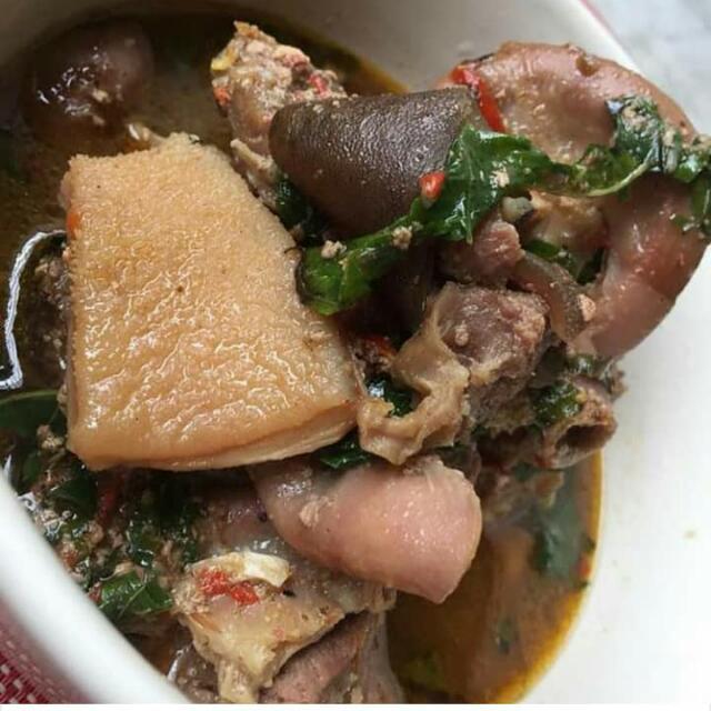 IG: @AfricanFoods: Pepper soup